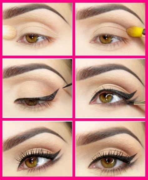 Стрелки на глазах – как правильно рисовать и выбирать форму стрелок