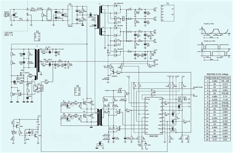 Diagram Smps Schematic Full Version Quality