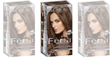New /1 L'oreal Paris Hair Color + Deals At Walgreens