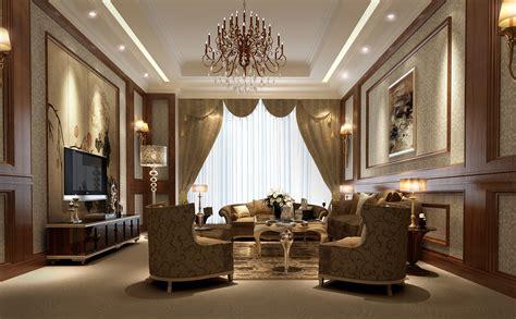 luxury livingroom luxury living room 3d model max cgtrader com