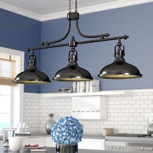 2 light kitchen island pendant kitchen island lighting you ll wayfair 7284