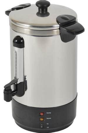 machine à café grande capacité pour collectivités et bureaux cafetière filtre kitchen chef percolateur café zj88 zj88