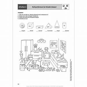 Großzügig Kindergarten 3D Formen Arbeitsblatt Ideen - Arbeitsblatt ...