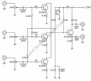 Mixer  U2013 Circuit Wiring Diagrams