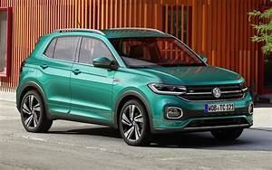 2019 Volkswagen T-cross R-line