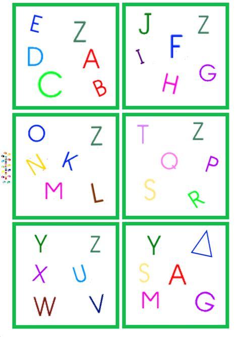 dobble lettres majuscule mc en maternelle