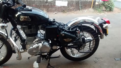Review Royal Enfield Bullet 350 by Ownership Review Royal Enfield Bullet 350 Es Team Bhp
