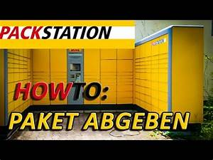 Dhl Paket Abholservice : how to dhl packstation paket abgeben youtube ~ Watch28wear.com Haus und Dekorationen