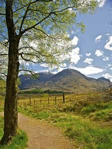 Scottish Highlands Glencoe Scotland