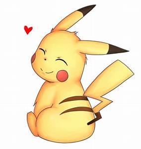 Happy Pikachu Hug