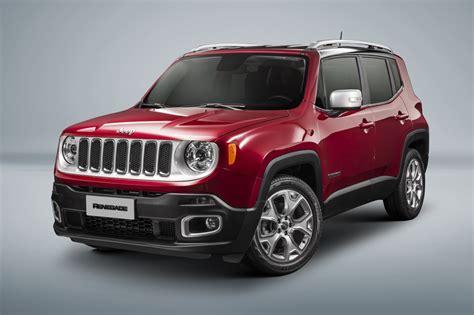 Jeep Apresenta O Renegade 2017; Preços Partem De R$ 72.990