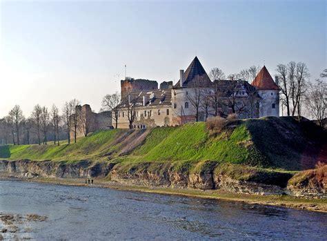 Bauskas pils vēsture - Piedzīvojumu sacensības
