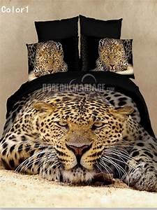 Linge De Lit Pas Cher : linge de lit 3d pour deux personnes pas cher avec motif animal robe2012775 ~ Teatrodelosmanantiales.com Idées de Décoration