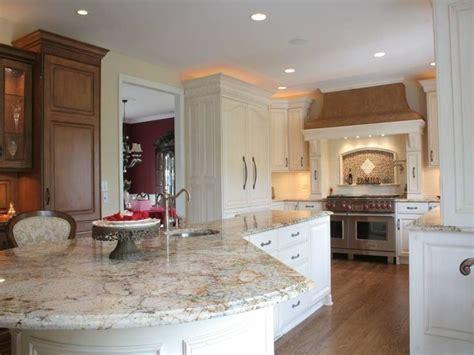 White Kitchen Cabinets With Granite Countertops Photos by White Kitchen Cabinets Granite Countertop Everest White