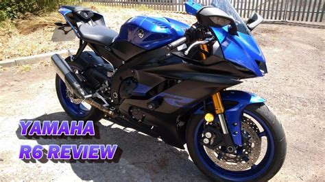 2019 yamaha r6 review