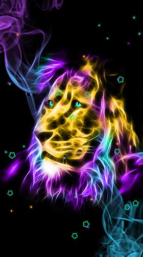 descargar neon animals  thalia photo art studio