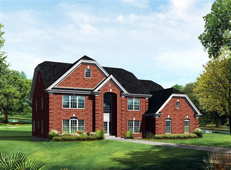 Farmhouse House Plan #138-1104