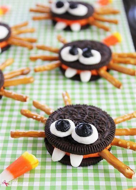 bocadillos  tu fiesta de halloween