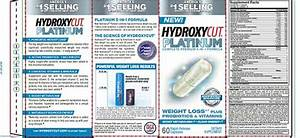 Hydroxycut Platinum Australia  Stockists  Comments