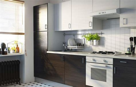 Ikea Espresso Kitchen Cabinets by 19 Best Two Toned Kitchen Images On