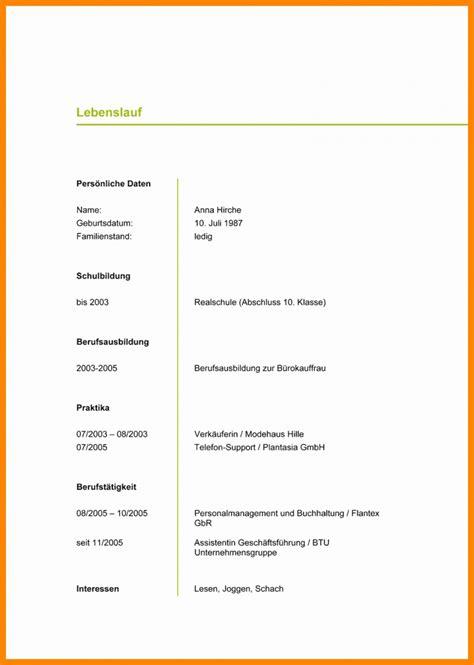 Lebenslauf Gastronomie Muster by Lebenslauf Gastronomie Muster Bewerbung Als Fachmann F