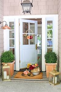 Front, Porch, Decorating, Ideas, 12, Months, Of, Inspiration