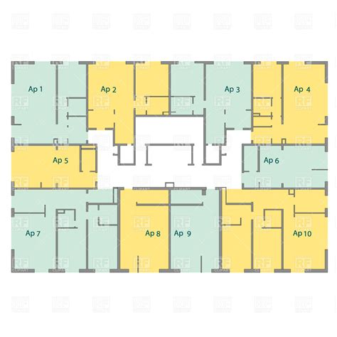house build plans building floor plan blueprint royalty free vector clip