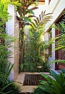 Comment amenager la salle de bain exotique 40 idees for Salle de bain design avec décoration exotique anniversaire