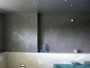 Putz Badezimmer Wasserfest : farbe kunst putz beton cire bad ~ Yasmunasinghe.com Haus und Dekorationen