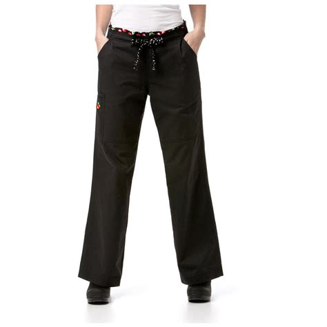 Women's Black Cargo Pants