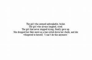 Best 25+ Breaking point quotes ideas on Pinterest   New ...