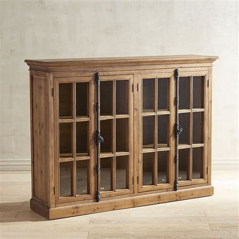 cremone bolt for cabinets cremone java 4 door cabinet pier 1 imports