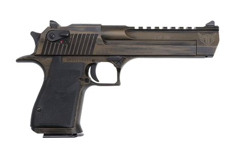 Desert Eagle Pistol from Magnum Research: Special Edition ...