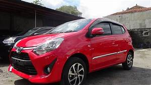 Review Mobil Toyota Agya 1 2 G 2017