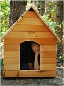 24 free do it yourself dog house plans With build your own dog house