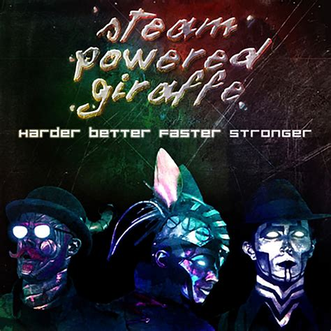 DAFT PUNK HARDER BETTER FASTER STRONGER KOSTENLOS DOWNLOADEN