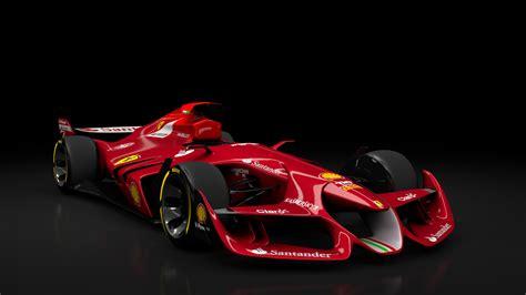 car ferrari 2017 assetto corsa f1 2017 ferrari concept car at nurburgring