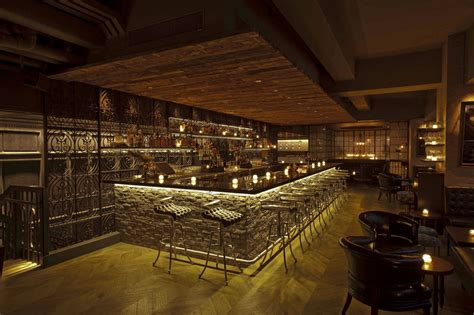 Bar Styles by Celebrated Bar Room In Central Hong Kong Recalls