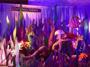 Underwater Fantasy Theme Parties and Props Rick Herns