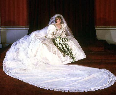 princess dianas wedding dress sketch  ripped