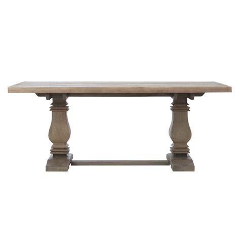 antique grey dining table home decorators collection aldridge antique gray dining