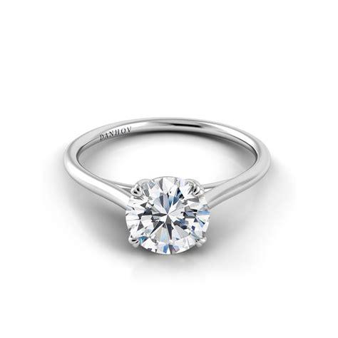 simple engagement rings simple engagement ring ipunya