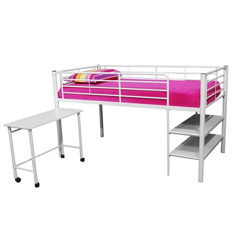 bed with desk and storage awesome loft beds with desk and storage design decofurnish