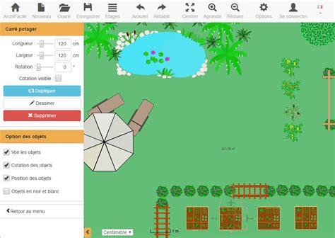 charmant logiciel plan maison en ligne 15 plan de jardin gratuit logiciel archifacile evtod