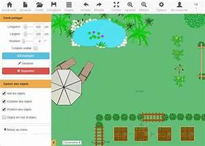 charmant logiciel plan maison en ligne 15 plan de With plan de jardin en ligne gratuit