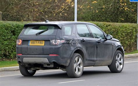 Spyshots 2019 Land Rover Discovery Sport Has Makeshift