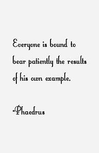 Phaedrus Quotes & Sayings