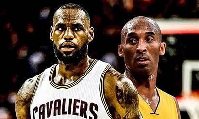 Kobe Lebron Bryant James Points Scored Season