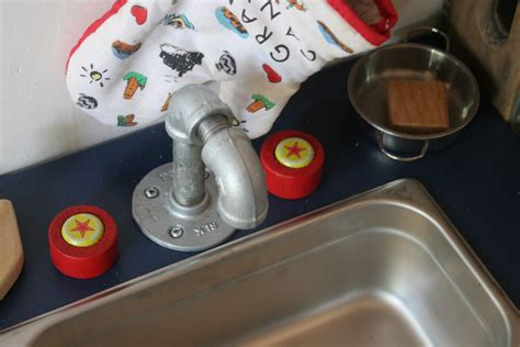 play kitchen sink faucet make a simple play kitchen sink i the faucet make