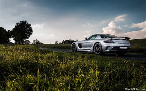 Photo Of The Day Mercedes Benz Sls Amg Black Series In